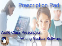 Prescription Pad - An ultimate Prescription writing Software